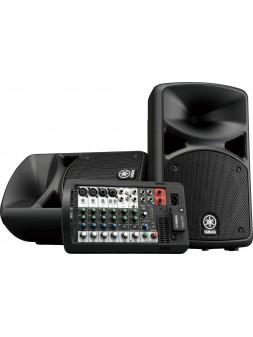 YAMAHA - Système de sonorisation portatif Bluetooth® 400W - STAGEPAS 400BT