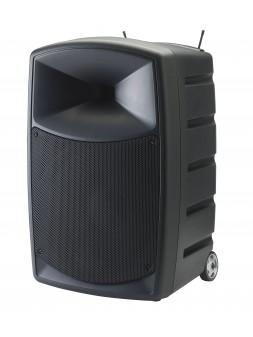 AUDIOPHONY Sono portable 12 pouces 250W sur batterie avec 2 micros UHF et lecteur Bluetooth - CR25A-COMBO