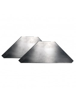 PRO-SHELF Plateaux latéraux pour Pro Event Table